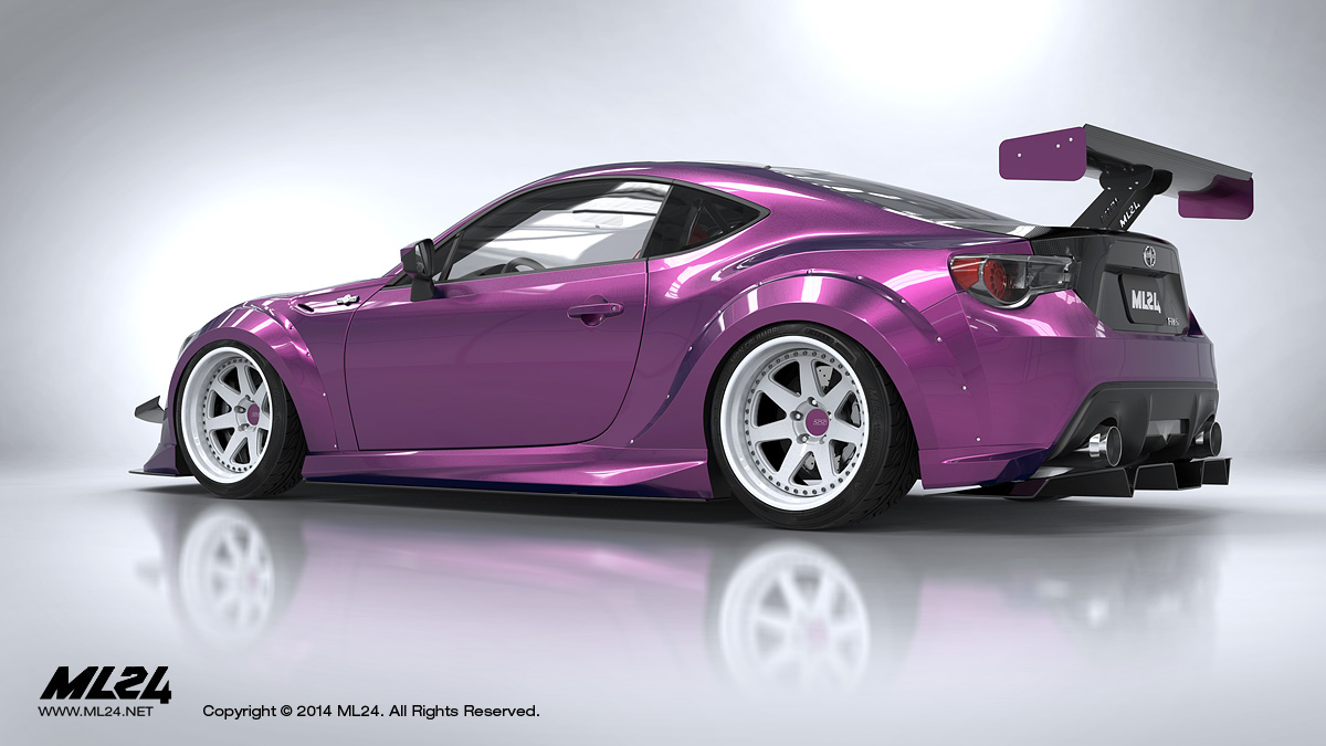 Repaint Scion Fr S Forum Subaru Brz Forum Toyota 86 Gt 86 Forum As1 Forum Ft86club