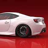 ML24 Subaru BRZ Aero Lip Kit