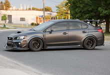 ML24 Subaru WRX STI Wide Body Fender Flares