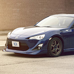 ML24 Scion FR-S Aero Lip Kit